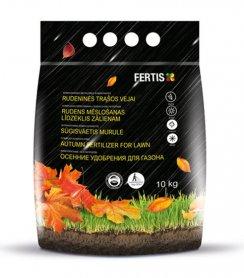 Комплексное минеральное удобрение для газона Fertis (Фертис), 10кг, NPK 5.15.30, Осень фото
