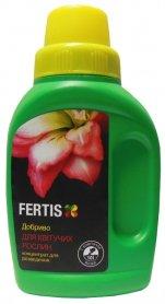 Комплексное минеральное удобрение для цветущих растений Fertis (Фертис), 250мл, NPK 14.7.7 фото