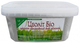 Минерал Цеолит природный для газона, фр. 1-2мм, 5л, Цеолит Био фото