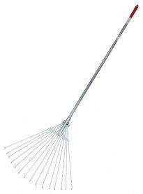 Грабли веерные прутковые, 15 прутьев, Intertool, FT-3004-4139 фото