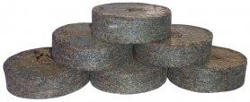Торфяная таблетка Ellepress (Еллепресс) 100шт, 27мм, TM ROSLA (Росла) фото
