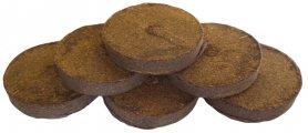 Торфяная таблетка Ellepress (Еллепресс) 50шт, 42мм, TM ROSLA (Росла) фото