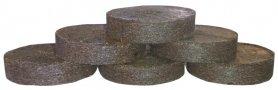 Торфяная таблетка Ellepress (Еллепресс) 50шт, 36мм, TM ROSLA (Росла) фото