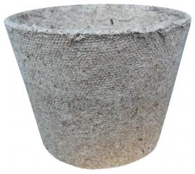 Стаканчик торфяной Jiffy (Джиффи), 11x10см, 20шт, TM RosLa (Росла) фото