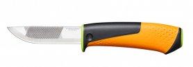 Нож для тяжелых работ, Fiskars, 156018 фото