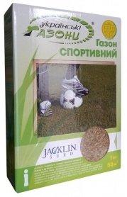 Газонная трава спортивная Jacklin Seeds (Жаклин Сидс), Simplot (Канада), 1кг фото