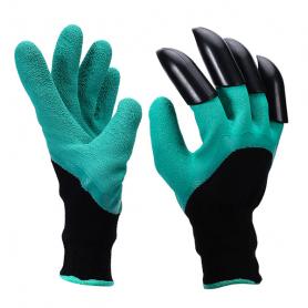 Перчатки с когтями, Garden Gloves фото
