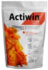Комплексное минеральное удобрение для роз и цветущих растений Actiwin (Активин), 200г, NPK 9.16.14, Осень, (Valagro) (Валагро) фото