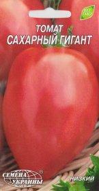 Семена томата Сахарный гигант, 0,1г, Семена Украины фото