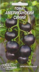 Семена томата Американский синий, 0.1г, Семена Украины фото
