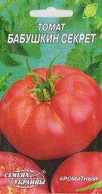 Семена томата Бабушкин секрет, 0.1г, Семена Украины фото