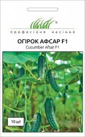 Семена огурца Афсар F1, 10шт, Nong Woo Bio, Корея, Професійне насіння фото