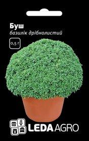 Семена базилика зеленого тонколистного Буш, 0.5г, Hem, Голландия, семена Леда Агро фото