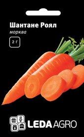 Семена моркови Шантане Роял F1, 2г, GSN Semences, Франция, семена Леда Агро фото
