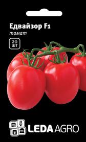 Семена томата Эдвайзор F1, 20шт, Esasem SpA, Италия, семена Леда Агро фото