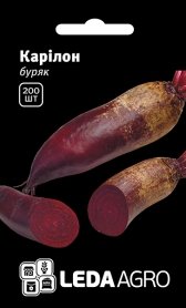 Семена свеклы цилиндрической Карилон F1, 200шт, Rijk Zwaan, Голландия, семена Леда Агро фото