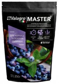Комплексное минеральное удобрение для черники и голубики высокорослой Master (Мастер), 250г, NPK 13.40.13, Valagro (Валагро) фото