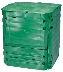 Компостер Термо-Кинг 900 л, зелений, Graf фото