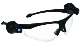 Очки защитные с подсветкой, Truper, LELED-2 фото