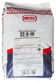 Комплексное минеральное удобрение для газона Short Kut 22 (Шорт Кат 22), 22.7кг, Весна-Лето, NPK 22.5.10, Simplot (Канада) фото
