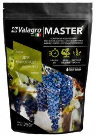 Комплексное минеральное удобрение для винограда Master (Мастер), 250г, Весна-Лето, NPK 17.6.18, Valagro (Валагро) фото