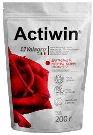 Комплексное минеральное удобрение для роз и цветущих растений Actiwin (Активин), 200г, NPK 12.5.20, Весна-Лето, Valagro (Валагро) фото