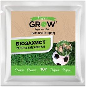 Биофунгицид для защиты газона, 10г, ТМ Grow фото