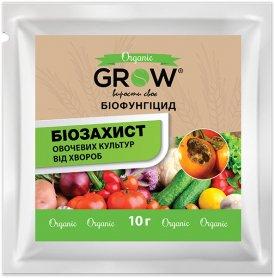 Биофунгицид для защиты овощных культур, 10г, ТМ Grow фото