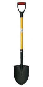 Лопата штыковая с D-образной ручкой, Strend Pro, 211443 фото