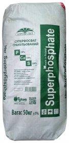 Комплексное минеральное удобрение Суперфосфат, 50кг фото