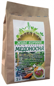 Семена сидератов Cмесь Медоносная, 1кг фото