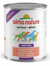 Влажный корм для собак Almo Nature Курица, 800 г фото