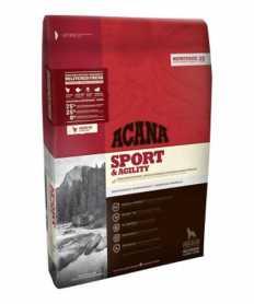 Сухой корм для взрослых собак всех пород ACANA Sport & Agility, 17кг фото