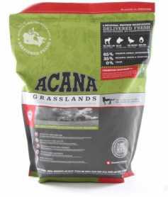 Сухой корм для кошек всех пород ACANA Grasslands Cat, 340г фото