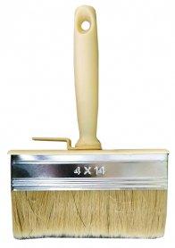 Пензель-макловица, натуральный ворс, Сталь 38511 фото