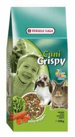Корм для карликовых кроликов Versele-Laga Crispy Muesli Cuni зерновая смесь, 20кг фото