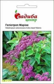 Семена гелиотропа Марине, темно-синий, 0.1г, Hem, Голландия, Садиба Центр, до 2019 фото