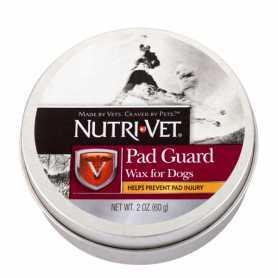 Защитный крем для собак Pad Guard Wax Nutri-Vet, для подушечек лап, 60г фото