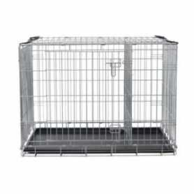 Клетка для собак Dog Residence Savic, цинк, 8,4кг, 61х46х53см фото