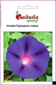 Семена ипомеи Пурпурно-черная, 0.5г, Hem, Голландия, Садиба Центр, до 2019 фото