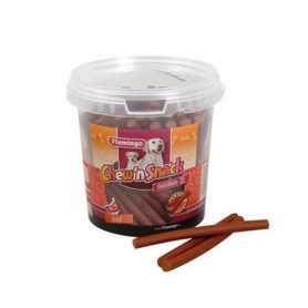 Лакомство для собак  Chewn Snacks Beef Karlie Flamingo, палочки из говядины, 700г фото