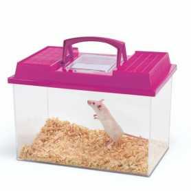 Террариум-переноска Savic Fauna Box, 3л, 20х14х14см фото
