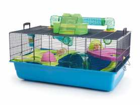 Клетка для хомяков Savic Hamster Heaven Metro, 80х50х50см фото