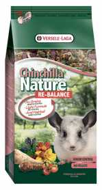 Смесь-мюсли супер премиум корм для шиншилл Versele-Laga Nature Chinchilla Nature ReBalance, 700г фото