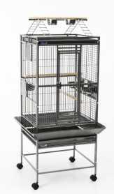 Вольер для попугаев Hamilton Playpen Savic, темно-синий, 60х55х158см фото