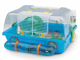 Клетка для хомяков и мышей Spelos Metro Savic, 42,5х38х24см фото