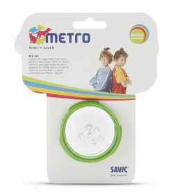 Соеденение для тунеля для хомяков Connection Ring Savic для клетки Spelos-Metro, пластиковое фото