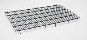 Решетка на дно в клетку для собак Dog Residence Savic, металическая, черная, 76см фото