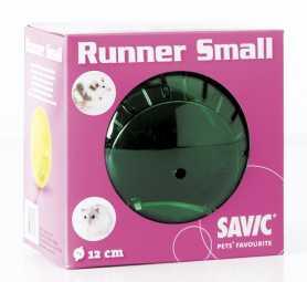Шар прогулочный для мышей Runner Small Savic, пластиковый, 12см фото