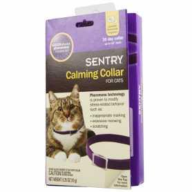 Ошейник для котов Sentry Good Behavior, с феромонами, 38см фото